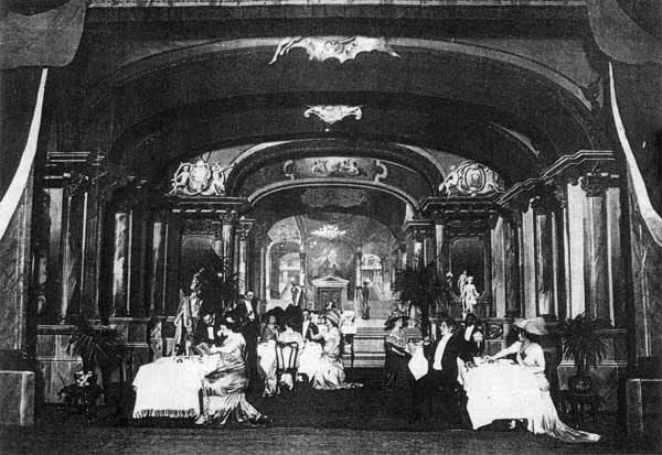 Manitoba History: On Stage: Theatre and Theatres in Early ...