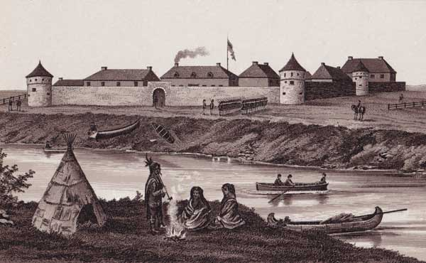Fort Garry 1871