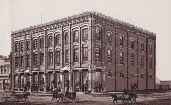 Hudson's Bay Company's Warehouse