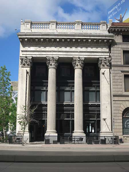 Bank of Toronto Building