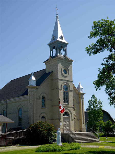 St. Francois Xavier Roman Catholic Church