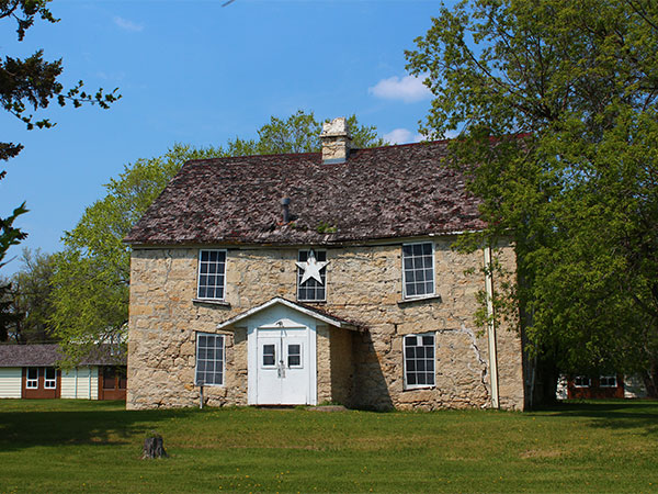 The former St. Peter Dynevor Anglican Rectory